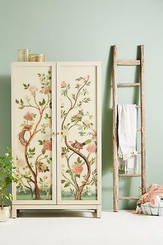 Anthropologie | Havenview Armoire | Bedroom | Dressers & Armoires | #AnthroFave