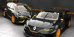 Renault Team Megane Scenic