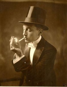 I love Vaudeville... Bobby Doyle, vaudeville performer.