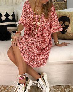 Noah /& Paris Women/'s Plus Size Rust Floral Split Kimono