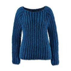 Modell 142/4, Pullover aus Achat von Junghans-Wolle « Damenpullover « Strickmodelle Junghans-Wolle « Stricken & Häkeln - Damenpullover - mehr als 100 verschiedene Strickmuster im Junghans-Wolle Creativ-Shop kaufen