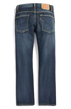Levi's® '511' Knit Straight Leg Jeans (Big Boys)