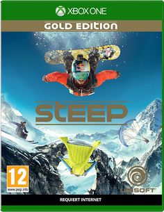 Buy Steep Xbox One from our All Games range at Tesco direct. We stock a great range of products at everyday prices. Jeux Xbox One, Xbox 1, Xbox One Games, Xbox One S, Ps4 Games, News Games, Playstation, Steep Game, Ski