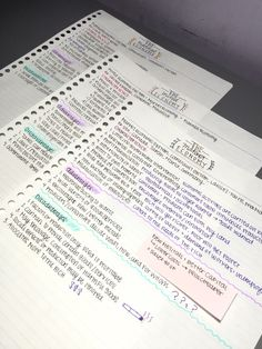 """testsandtea: """" november 28 // some more economics notes. School Goals, School Study Tips, School Motivation, Study Motivation, Economics Revision, School Organization Notes, Note Taking Tips, College Notes, Study Techniques"""