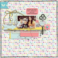 by marnel Credit:Lotsa Papers 12x12 Templates by ChrissyW  Without You elements by Erica Zane  Dreams by Edeline Marta