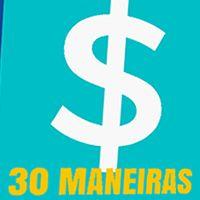 Livro Digital 30 Maneiras de Você Ganhar Dinheiro pela Internet de Maneira Sustentável, Acesse e saiba as 30 maneiras de ganhar dinheiro. Clique na imagem: