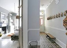 Image result for entrance hall no windows ground floor victorian terrace