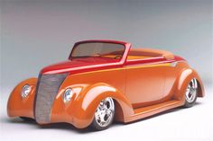 25 Years Of Troy Trepaniers Greatest Hits In His Own Words 1937 Ford Convertible