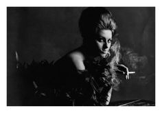 Noted fashion and celebrity portrait photographer Bert Stern captures actress Sophia Loren in this sultry, chiaroscuro portrait from the November 1, 1962, Vogue. Though he is likely best known for his three-day sitting with Marilyn Monroe, the last she ever did before her untimely death, the famed Stern also shot many other celebrated beauties of the day such as Elizabeth Taylor and Catherine Deneuve. Published November 1, 1962