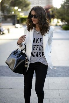 50 Shades of Grey Outfits Ideas