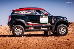 Galerie Mini Dakar 2017