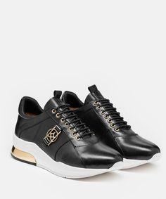 Sneakersy damskie czarne 47181-L4-N0 z kolekcji 2020 - sklep internetowy Kazar