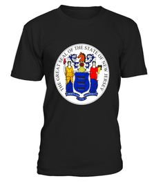 """# Vintage Seal of the State of New Jersey T-Shirt NJ City .  Special Offer, not available in shops      Comes in a variety of styles and colours      Buy yours now before it is too late!      Secured payment via Visa / Mastercard / Amex / PayPal      How to place an order            Choose the model from the drop-down menu      Click on """"Buy it now""""      Choose the size and the quantity      Add your delivery address and bank details      And that's it!      Tags: Celebrate the Freedom and…"""