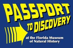 """Join the Florida Museum of Natural History for its annual Passport Gala!   This year's theme is """"Back to the Future."""" Show up in your best 1950s or 1980s threads and have a blast.  Proceeds support the creation of a permanent Discovery Room for children and families.  See you on February 22nd to get """"Back to the Future!"""""""