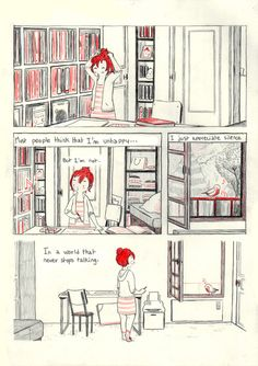 And people say there's something wrong with introverts... - The Meta Picture