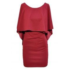 Κωδικός : 91112 Peplum Dress, Cold Shoulder Dress, Dresses, Fashion, Vestidos, Moda, La Mode, Peplum Dresses, Fasion