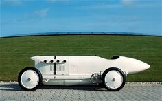 When the first of six Blitzens was built in 1909 (four survive) it wasn't just the world's fastest car. It was the fastest device that man had ever made. No train or aircraft could get near it.