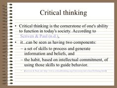 critical incident analysis nursing assignment Nursing assignment help-critical incident nurs3002 critical incident scenarios in preparation for completing this assignment, please go to the weekly discussion forum found on flo the focus of week 1-4 of pep discussion forum will assist you develop your thinking about critical incidents.