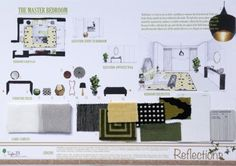 Soft Furnishings Bedroom  City Fringe Apartment, Taylor Black Diploma Of Interior  Design U0026 Decoration