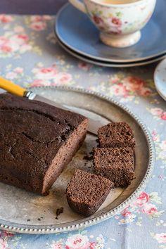 bizcocho de chocolate sin azucar