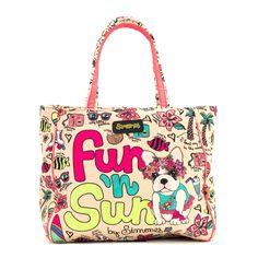 "Big Bag ""Fun'n Sun"" — Simones"