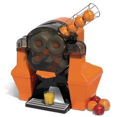 The Commercial Juicer - Hammacher Schlemmer