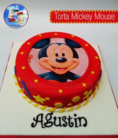 Torta Mickey Mouse - Mickey Mouse cake