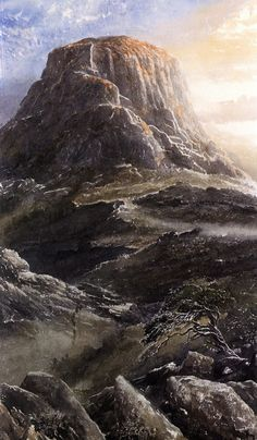 The Children of Húrin - Alan Lee - J. R. R. Tolkien