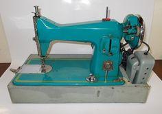 1950s sewing machine