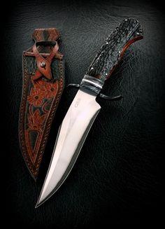 Small Fighter SM   CAS Knives - cuchillos artesanales