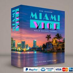 Miami Vice #ColeccionCompleta DVD · BluRay · Calidad garantizada. #BoxSetDeLujo Presentación exclusiva de RetroReto. Series - Películas. Pedidos: 0414.402.7582