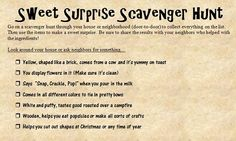 Scavenger hunt Ideas – Children are fascinated by stories of hidden treasures and are enthusiastic about the idea of being able to find treasure. The treasure hunt is an activity that we can … Boyfriend Scavenger Hunt, Teen Scavenger Hunt, Scavenger Hunt Riddles, Scavenger Hunt Birthday, Nature Scavenger Hunts, Photo Scavenger Hunt, St Patricks Day Crafts For Kids, St Patrick's Day Crafts, Birthday Party For Teens