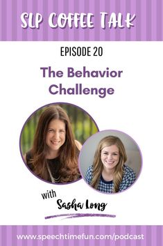 Struggling with challenging behavior with your speech and language students? Listen and learn some ways to prevent and remediate during these challenging times with Sasha from the Autism Helper.