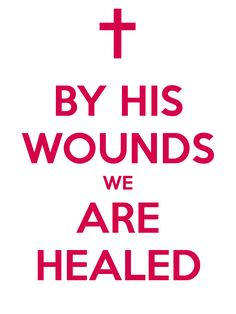 AMEN! If everyone believed this everyone would be healed n there would b no sickness n no disease
