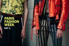 Balenciaga's First-Ever Menswear Collection | Highsnobiety