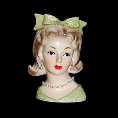 lady head vases | Relpo-Lady-Head-Vase-K1696-1 | Flickr - Photo Sharing!