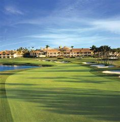 Doral Golf Resort & Spa, Miami, FL the White, Red, are interesting but the Blue is great