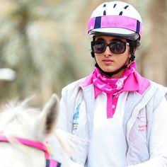 Salama bint Mohammed bin Rashid Al Maktoum, The pink caravan, 2015 Online Social Networks, Salama, Awareness Campaign, Only Online, Muslim Women, Breast Cancer Awareness, Caravan, Dubai, Famous People