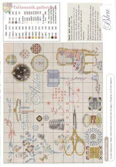 POINT DE CROIX magazine thematique 60 2014 - Helene Le Berre