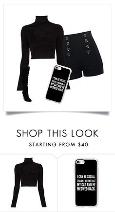 """""""Kima"""" by tommy4life ❤ liked on Polyvore featuring A.L.C. and Casetify"""