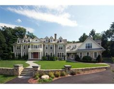 It's easy to lose count of how many gorgeous windows this home has! Wellesley, MA Coldwell Banker Residential Brokerage