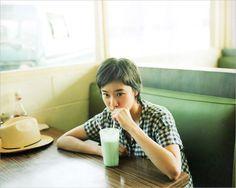 蒼井優 (Yu Aoi): ROLa magazine