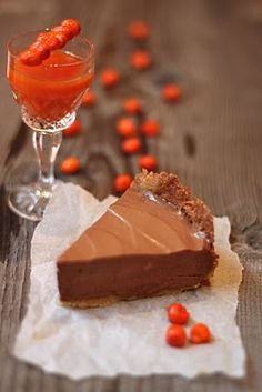 Suklaamoussekakku | Kokit ja Potit