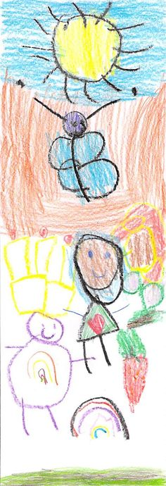 Bookmark by Lexie F. | 2018 Student Bookmark Designs from Valley Crest Elementary | Granite Media