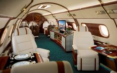 THE GIFT Sky Yacht One, a custom private jet based on the new ultralong-range Embraer Lineage and created through a collaboration between Embraer and the experiential designer Eddie Sotto. Jets Privés De Luxe, Luxury Jets, Luxury Private Jets, Private Plane, Avion Jet, Executive Jet, Private Jet Interior, Luxury Helicopter, Aviation World