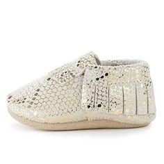 983f7af0 Baby girl snake skin Mocs! Im dying OMG #babygirlfashion Sparkle Shoes,  Princess Outfits