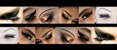 Stick-on eyeliner!