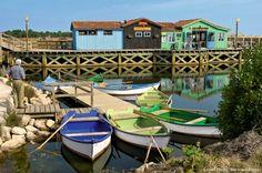 le port des Salines île d'Oleron France