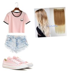 """""""."""" by jasmineparker686 ❤ liked on Polyvore featuring Converse"""