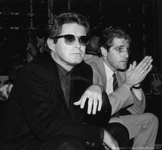 Don Henley and Glenn Frey~